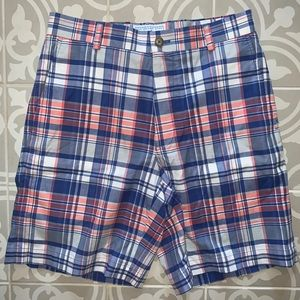 Southern Tide plaid size-30 shorts